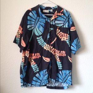 Men's Caribbean Sport Shirt (XL)